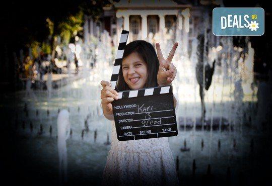 Детска, семейна или индивидуална фотосесия на открито или на адрес на клиента + подарък DVD от New Line Production - Снимка 11