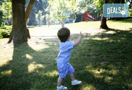 Детска, семейна или индивидуална фотосесия на открито или на адрес на клиента + подарък DVD от New Line Production - Снимка 8
