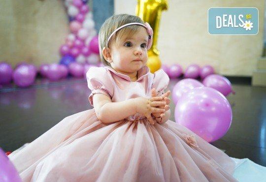 Фото заснемане нa рожден ден, детско парти или юбилей с неограничен брой кадри и подарък DVD - Снимка 19