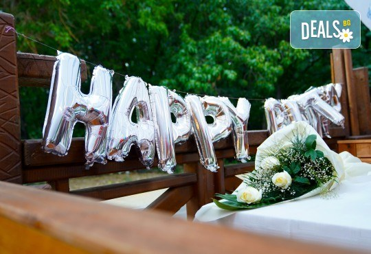 Фото заснемане нa рожден ден, детско парти или юбилей с неограничен брой кадри и подарък DVD - Снимка 24
