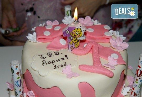 Фото заснемане нa рожден ден, детско парти или юбилей с неограничен брой кадри и подарък DVD - Снимка 5