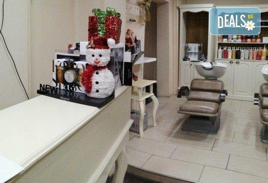 Антиейдж терапия и почистване на лице с диамантено микродермабразио в салон за красота Неви в Центъра - Снимка 7