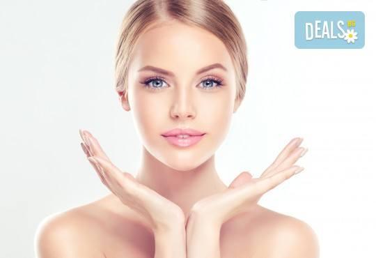 Антиейдж терапия и почистване на лице с диамантено микродермабразио в салон за красота Неви в Центъра - Снимка 2