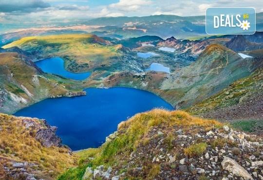 До Седемте Рилски езера: 1 нощувка и закуска в Паничище, транспорт и водач