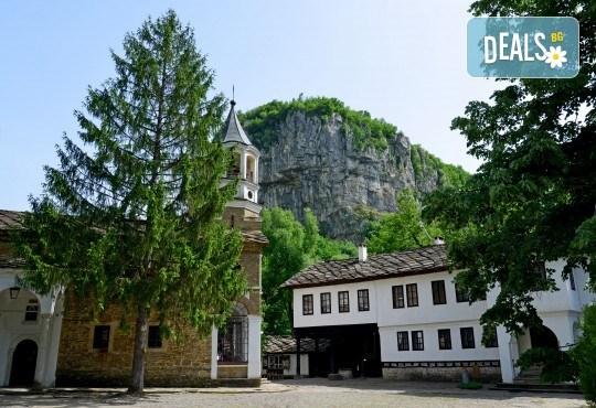 За 1 ден до Трявна, Дряновския манастир и Боженци: транспорт и водач