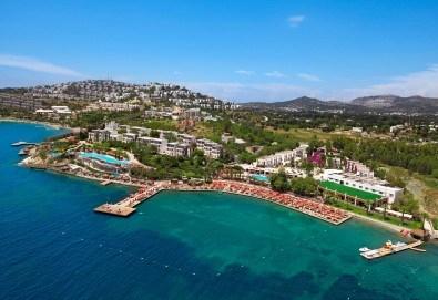 Изпратете лятото с почивка в Kadikale Resort 5* в Бодрум! 7 нощувки на база All Inclusive, възможност за транспорт - Снимка