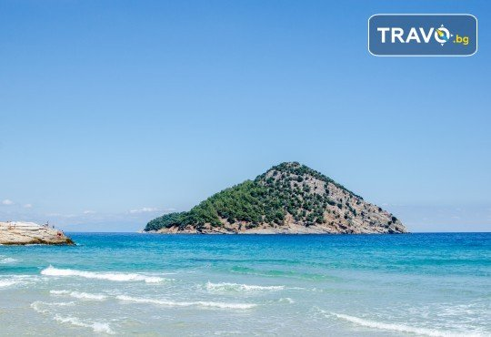 Лятна мини почивка на остров Тасос! 2 нощувки със закуски в хотел 2*/3*, транспорт и посещение на Кавала - Снимка 3