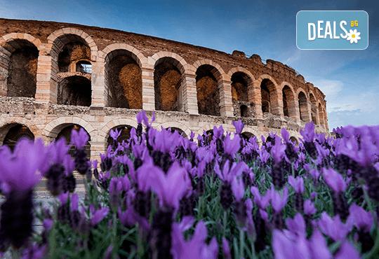 Екскурзия до Верона и Милано, с възможност за посещение на Венеция! 3 нощувки със закуски, самолетен билет с летищни такси, водач от Дари Травел - Снимка 2