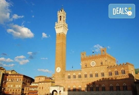 Самолетна екскурзия до Тоскана! 4 нощувки със закуски и вечери, билет с летищни такси, възможност за посещение на Чинкуе Терре, Пиза и Флоренция - Снимка 7