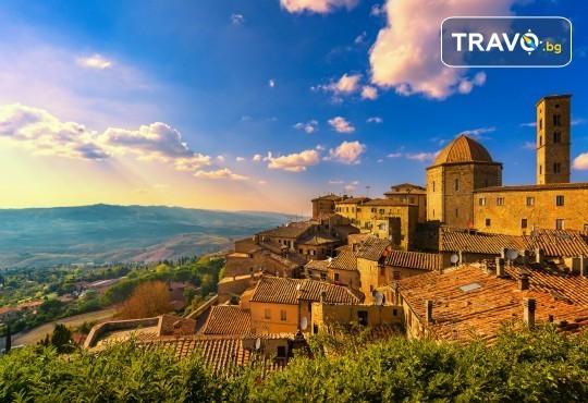 Самолетна екскурзия до Тоскана! 4 нощувки със закуски и вечери, билет с летищни такси, възможност за посещение на Чинкуе Терре, Пиза и Флоренция - Снимка 1