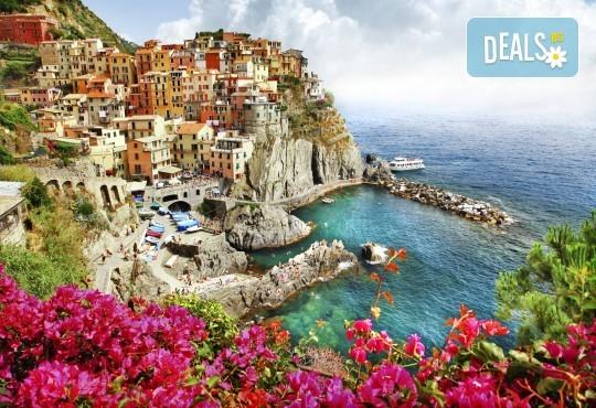 Самолетна екскурзия до Тоскана! 4 нощувки със закуски и вечери, билет с летищни такси, възможност за посещение на Чинкуе Терре, Пиза и Флоренция - Снимка 16