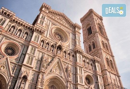 Самолетна екскурзия до Тоскана! 4 нощувки със закуски и вечери, билет с летищни такси, възможност за посещение на Чинкуе Терре, Пиза и Флоренция - Снимка 10