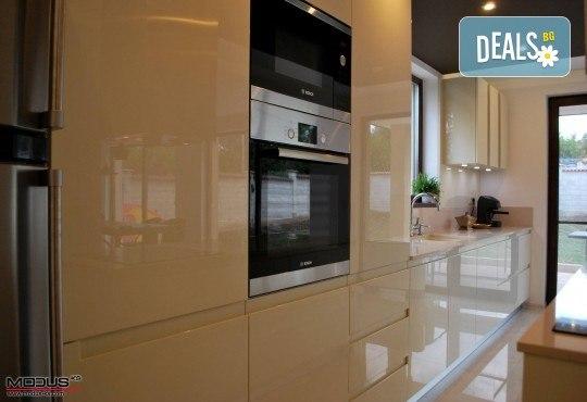 Специализиран 3D проект за дизайн на мебели + бонус: 15% отстъпка за изработка на мебелите от производител, от Дизайнерско студио Кристо Дизайн - Снимка 12