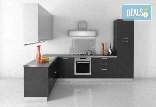 Специализиран 3D проект за дизайн на мебели + бонус: 15% отстъпка за изработка на мебелите от производител, от Дизайнерско студио Кристо Дизайн - Снимка 15