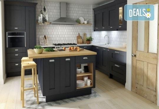 Специализиран 3D проект за дизайн на мебели + бонус: 15% отстъпка за изработка на мебелите от производител, от Дизайнерско студио Кристо Дизайн - Снимка 26