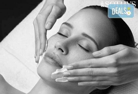 Радиочестотен лифтинг на лице, ултразвук с хиалуронов гел на френската козметика Sothys и моделиращ лифтинг масаж с анти-ейдж ампула в Morea Beauty Studio - Снимка 3