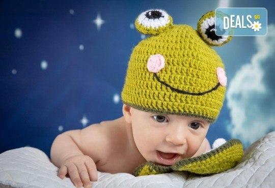 Детска, семейна или индивидуална фотосесия, външна или в студио, плюс обработка на всички кадри от ARSOV IMAGE - Снимка 1