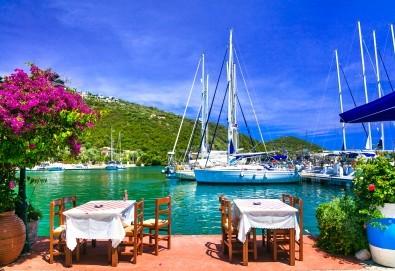 Лятна почивка на остров Лефкада на супер цена! 5 нощувки със закуски в хотел 3* в Нидри, транспорт и водач - Снимка