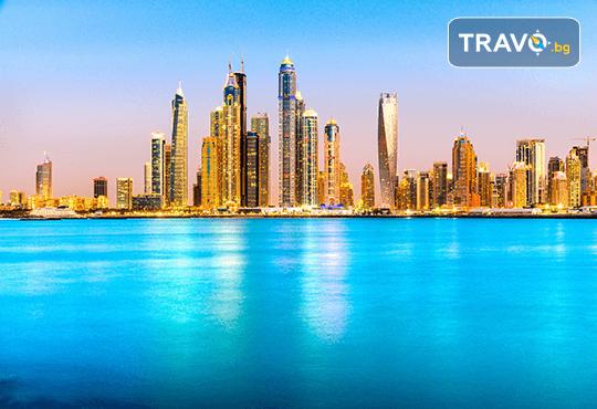 През септември до Дубай! 4 нощувки с 4 закуски и 4 вечери в хотел 3* или 4*, самолетен билет, посещение на Абу Даби и сафари в пустинята - Снимка 2