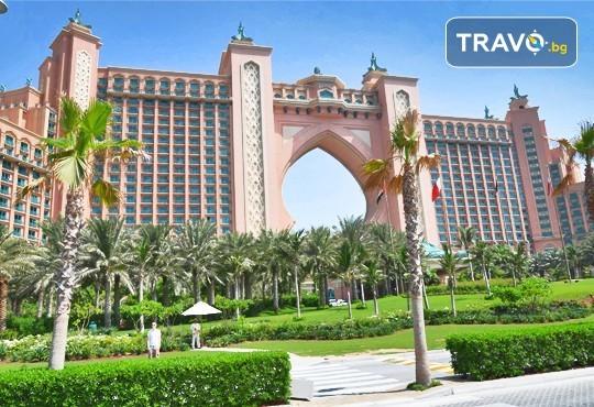 През септември до Дубай! 4 нощувки с 4 закуски и 4 вечери в хотел 3* или 4*, самолетен билет, посещение на Абу Даби и сафари в пустинята - Снимка 1