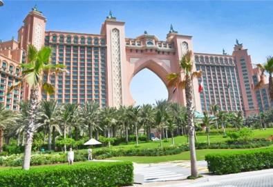 През септември до Дубай! 4 нощувки с 4 закуски и 4 вечери в хотел 3* или 4*, самолетен билет, посещение на Абу Даби и сафари в пустинята - Снимка