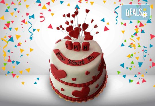 Party торта с фигурална 3D декорация за деца и възрастни от Сладкарница Джорджо Джани - Снимка 28
