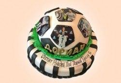 За спорта! Tорти за футболни фенове, геймъри и почитатели на спорта от Сладкарница Джорджо Джани - Снимка