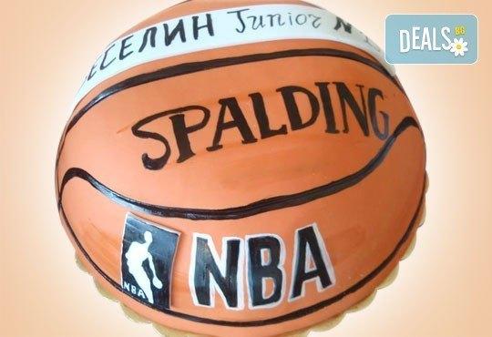 За спорта! Tорти за футболни фенове, геймъри и почитатели на спорта от Сладкарница Джорджо Джани - Снимка 41