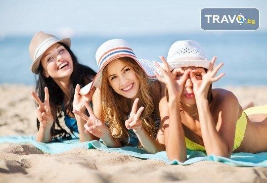 Посетете най-големия плажен бар в Гърция - Sahara Resort в Неа Ираклия! Транспорт и водач от АБВ Травелс - Снимка 5