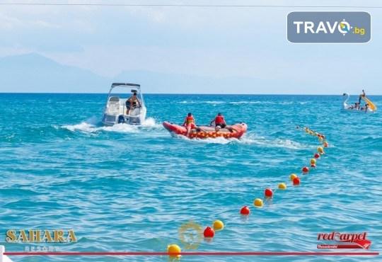 Посетете най-големия плажен бар в Гърция - Sahara Resort в Неа Ираклия! Транспорт и водач от АБВ Травелс - Снимка 3