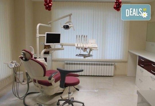 Професионално избелване на зъби с Pure Whitening System, почистване на зъбен камък, полиране и преглед в ПримаДент, д-р Анита Ангелова - Снимка 4