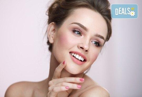 Мануално почистване на лице, ензимен пилинг и ултразвук с ампула Q10 коензим + маска с млечен протеин и витамини в студио Нова - Снимка 3