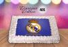 За феновете на спорта! Торта със снимка за почитателите на футбола или други спортове от Сладкарница Джорджо Джани - thumb 11