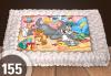 Голяма детска торта 20, 25 или 30 парчета със снимка на любим герой от Сладкарница Джорджо Джани - thumb 48