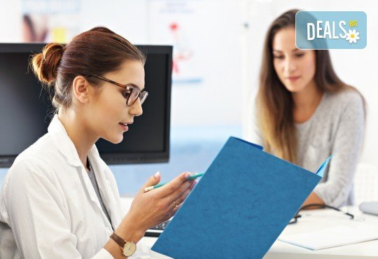 Гинекологичен преглед, ехографско изследване, цитонамазка и ехография на млечни жлези в ДКЦ Асцендент! - Снимка 3