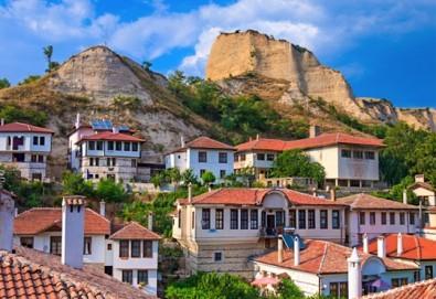 Екскурзия на 15 август (събота) и на 05 септември (събота) до Мелник, Роженския манастир, Рупите! Транспорт, водач и дегустация на вино в Кордупуловата къща - Снимка