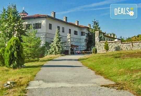 Екскурзия на 05 септември (събота) до Мелник, Роженския манастир, Рупите! Транспорт, водач и дегустация на вино в Кордупуловата къща - Снимка 6
