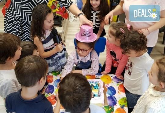 Аниматор за детски рожден ден с много забавни игри и музикална апаратура от Парти агенция ИВОНИ - БАРБАРОНИ - Снимка 6