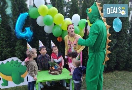 Аниматор за детски рожден ден с много забавни игри и музикална апаратура от Парти агенция ИВОНИ - БАРБАРОНИ - Снимка 24
