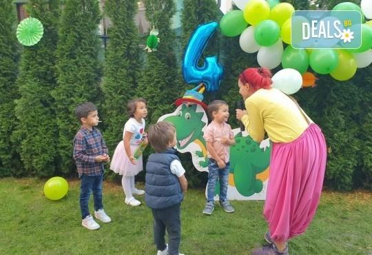 Аниматор за детски рожден ден с много забавни игри и музикална апаратура от Парти агенция ИВОНИ - БАРБАРОНИ - Снимка 27