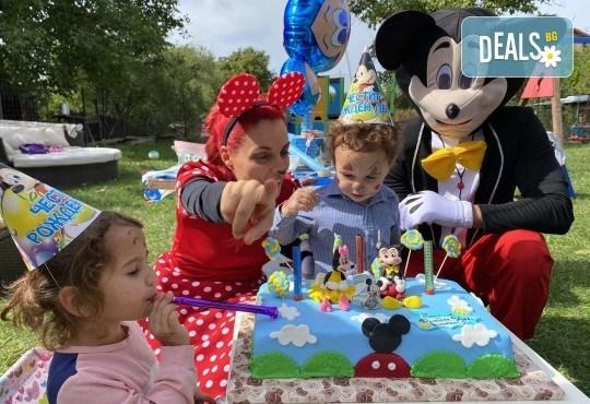 Аниматор за детски рожден ден с много забавни игри и музикална апаратура от Парти агенция ИВОНИ - БАРБАРОНИ - Снимка 28