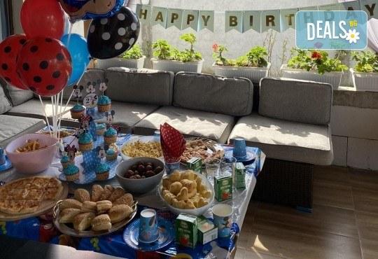 Аниматор за детски рожден ден с много забавни игри и музикална апаратура от Парти агенция ИВОНИ - БАРБАРОНИ - Снимка 29
