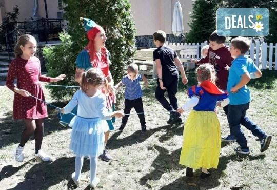 Аниматор за детски рожден ден с много забавни игри и музикална апаратура от Парти агенция ИВОНИ - БАРБАРОНИ - Снимка 18