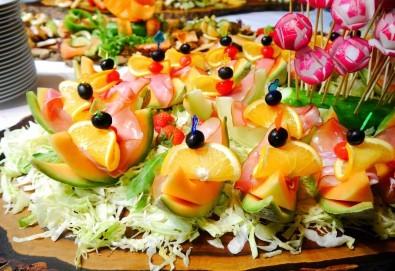 Пълен сет от 180 хапки за едно незабравимо и модерно парти от кулинарна работилница Деличи - Снимка