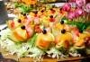 Пълен сет от 180 хапки за едно незабравимо и модерно парти от кулинарна работилница Деличи - thumb 1
