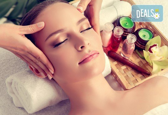 55-минутна китайска подмладяваща терапия за лице в Anima Beauty&Relax