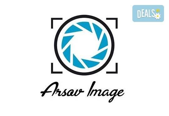 Професионална 120-минутна индивидуална фотосесия в студио + всички кадри и 20 кадъра с дълбок ретуш от фотостудио Arsov Image - Снимка 7