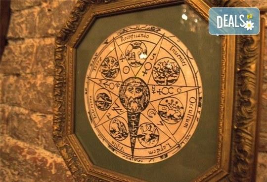 Ескейп игра за двама или повече играчи Наследството на масоните чака своите наследници, от Emergency Escape - Снимка 4