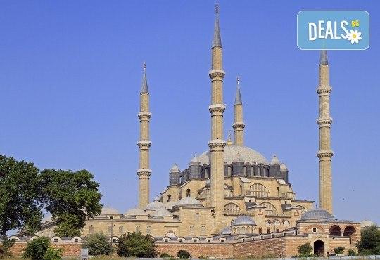 Екскурзия до Одрин и Чорлу, Турция: 1 нощувка и закуска, транспорт и