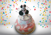 За момичета! Красиви 3D торти за момичета с принцеси и приказни феи + ръчно моделирана декорация от Сладкарница Джорджо Джани - thumb 75